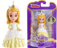 Poupées Disney Sofia The first Princesse Ambre Heure du Thé Jouets Filles Mattel