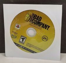 Battlefield: Bad Company -- Gold Edition (PS3, 2008) DISC ONLY #7397