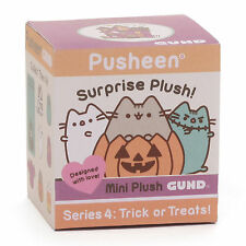 Gund Pusheen Surprise Plush Series #4 Halloween Toy Blind Box by Enesco