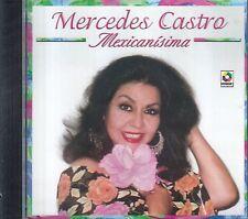Mercedes Castro Mexicanisima CD New Nuevo Sealed