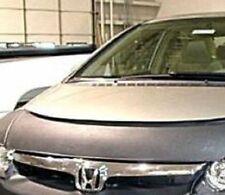 Lebra Hood Protector Mini Mask Bra Fits Honda Civic Sedan & Hybrid 06-11 inc. SI