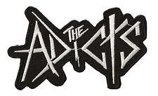 Ecusson thermocollant patche The Adicts Punk Rock patch écusson groupe musique