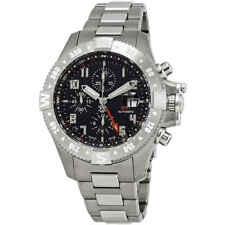 Ball Engineer Hydrocarbon Spacemaster Orbital II Chronograph GMT Automatic Men's