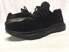 Skechers PERFORMANCE Men's Athletics Shoes, Black Suede Size 9  ....S26