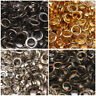 Eyelet with Washer Leather Craft Repair Grommet 3.5/4/4.5/5/6/8/10/12/14/17/20mm