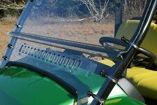John Deere Gator HPX 4x4, XUV 620i, 625i, XUV 825i  Full NON VENTED Windshield