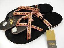 Teva Womens Olowahu Sari Ribbon Apricot Blush Size 7