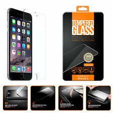 Pellicola Vetro Temperato per Apple Iphone 6S Proteggi Schermo 4.7 Antigraffio