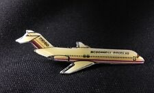 MD-80 MCDONNELL DOUGLAS HAT PIN JET AIRLINER PILOT AIRCREW