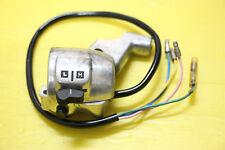 Yamaha YDS3 DS5 YM1 YR1 YR2 Handle Switch Left Side 156-82910-10