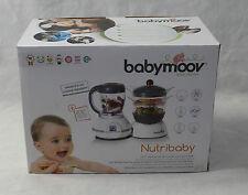 Babymoov Nutribaby Küchenmaschine Multifunktions Küchengerät   (B356P43)