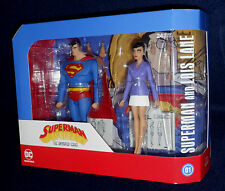"DC Collectibles The Animated Series SUPERMAN & LOIS LANE 6"" Action Figure 2 PK"
