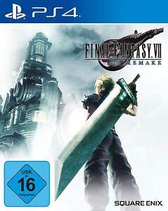Final Fantasy VII HD Remake für PlayStation 4 PS4 B-Ware