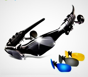 Bicycle Sunglasses For Riding Bluetooth Earphone Smart Glasses Street Glasses!!!