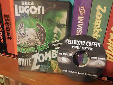 The Devil Bat / White Zombie Double Feature! Bela Lugosi Classic Horror Drive in