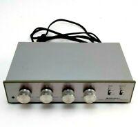 Archer Video Enhancer/Stabilizer Model 15-1270 Vintage Not Tested For Parts Only