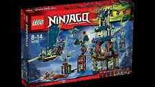 LEGO NINJAGO™ 70732 LA CIUDAD stiix NUEVO EMBALAJE ORIGINAL MISB