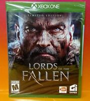 Lords of the Fallen Limited Edition  - XBOX ONE - Brand New Sealed Game