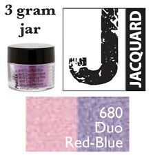 Pearl Ex Mica Powdered Pigments - 3g bottles - DUO RED-BLUE 680