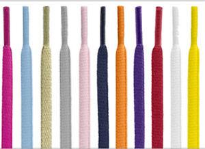 Lacci Ovali Colorati scarpe sportive Nike, Adidas, Puma Shoelaces Oval coloured