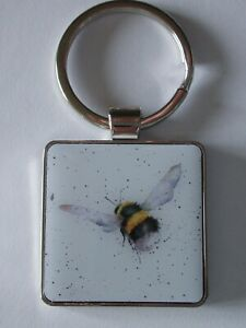 Gorgeous WRENDALE KEYRING - Flight of the Bumblebee - BEE  - NEW