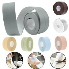 Kitchen Bathroom Corner Sealant Tape Pvc Adhesive Sink Stove Sticker Waterproof