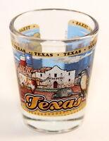 TEXAS STATE WRAPAROUND SHOT GLASS SHOTGLASS