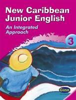 New Caribbean Junior English Book 3 by Mordecai, Frances|Richards, Haydn (Paperb