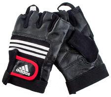 5 Paar Adidas Trainingshandschuhe aus Kunstleder ADGB-12124  S/M