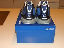 2012-13 Reebok Vancouver Canucks NHL Size 8 Zig Zag Dynamic Shoes Sneakers