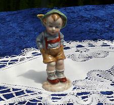 Porzellan Figur Porzellanfigur Sammelfigur Sammlerfigur Junge Koch yi-23