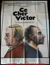 CE CHER VICTOR - Blier,Valli,Davis - AFFICHE 120x160 / 47x63 FRENCH POSTER