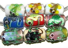45 CHARACTER  CHARM BEAD S/P LAMPWORK  EUROPEAN BEADS2