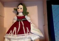 "Vintage Doll. Madame Alexander Miniature Showcase Doll. Bulgaria. 8"".  #557"