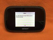 *UNLOCKED* (VERIZON) NOVATEL MiFi 7730L JETPACK 4G LTE MOBILE HOTSPOT MODEM