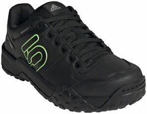 Five Ten Impact Sam Hill Flat Shoes | Core Black/Signal Green/Grey Three | 11