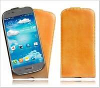Akira Samsung Galaxy Express i8370 Handmade Echtleder Schutzhülle Wallet Cover
