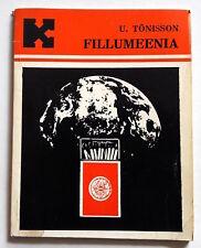 COLLECTING MATCHBOX LABELS, rare book Estonia 1975