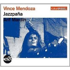 "VINCE MENDOZA ""JAZZPANA (KULTURSPIEGEL-EDITION)""  CD NEU"