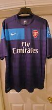 Arsenal Nike Size Xxl 2Xl Training Jersey