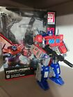 Optimus Prime Transformers POTP Power Of The Primes Leader Class Orion Pax
