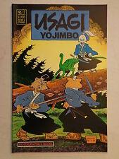 Usagi Yojimbo Sakai Luth Thompson Jordan #17 Fantagraphics Books July 1989 NM