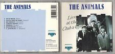 THE ANIMALS - Live At The Club a Gogo - 1992 CD Album   *FREE UK POSTAGE*