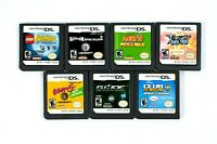 Nintendo DS DSi Games lot of 7 CHEAP!!!
