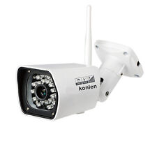 Wireless HD 1080P WIFI 2MP IP Camera Outdoor Security Waterproof Night Vision SD