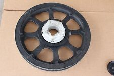 Rear Belt Pulley With Mounting Bolts 70 Tooth Cast #40306-00 Harley (U-1952)