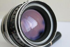 Carl Zeiss Jena f/2.8 120mm Biometar 6x6 MF Pentacon Six mount