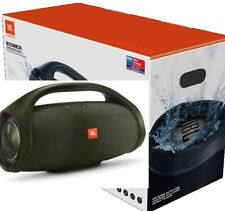 NEW JBL Lifestyle Boombox Bluetooth Portable Wireless Speaker - Forest Green