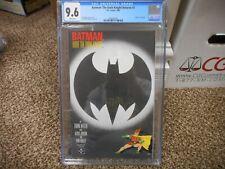 Batman The Dark Knight Returns 3 cgc 9.6 DC 1986 1st print Death of Joker Robin