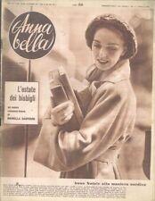 ANNABELLA N 52 - 2 DICEMBRE 1954